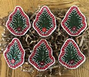 Primitive Holly Leaves. Bowl Fillers. Christmas Ornies