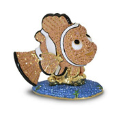 New Disney Arribas Brothers ® Crystal Finding Nemo Jeweled Figure