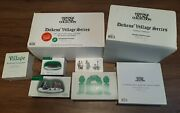 Heritage Village Series Dickens Dept 56 - Lot Of 8 With Boxes, Carolers Building