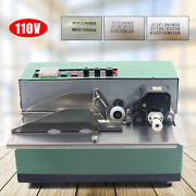 10 Lines My-380f Advanced Printing Date Label Printing Machine Stainless Steel