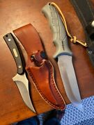 Camillus/schrade Fixed Blade Knives New