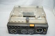 Rare Sony Tc-510-2 Reel To Reel Player/recorder Read