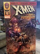 Marvel Legends Days Of Future Past Sentinel And Wolverine Exclusive