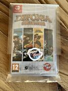 Deponia Collection Super Rare Games Srg 57 Nintendo Switch Neu Ovp Sealed