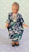 Antique Bisque Jointed Doll Dollhouse German Miniature 3.1 Around 1930s