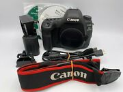 Canon Eos 5d Mark Iv 30.4mp Mint Used Digital Camera With Battery From Japan