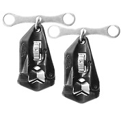 Aftco Or-1 Roller Troller Outrigger Release Clips Pair