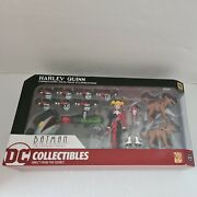 Dc Collectibles Harley Quinn Batman Animated Series Expression Figure Pack