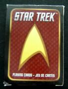 Star Trek Official Deck Playing Cards 2013 New Sealed