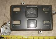 Instrument Panel Insert W/ Gages - Oil Press Fuel Qty