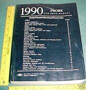 1990 Ford Probe Helm Service Manual