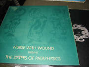 Nurse With Wound Present The Sisters Of Pataphysics Lp Coil Current 93 Goth Orig