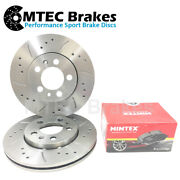 Civic Type R Ep3 01-05 Sports Front Brake Discs Pads