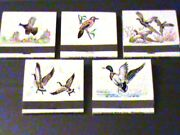 Hunting Bird Collectible Antique Match Front Strike Buy 2 10 Books +get 5 Free