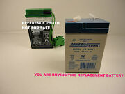Peg Perego Replacement Battery John Deere Tractor New