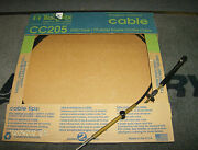 Teleflex Engine Control Cable Cc205 - Omc Type - 79and039-date 14 Foot -new In Box