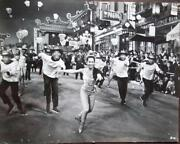 Great Photo Nancy Kwan In A Dancing Scene Of Andumlflower Drum Song Anduml Oversize