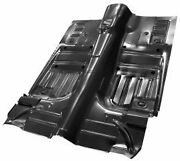Ford Mustang Complete Floor Pan Convertible 1965-1968
