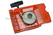 Engine Motor Recoil Starter Pully Parts For Husky Husqvarna 61 268 272 Chainsaw