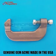 1- 1 1/8 Acme Prop Propeller Puller Tool C Clamp 228s Stainless Steel