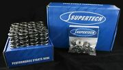 Supertech Dual Valve Springs Retainers For Honda Prelude H22a H22a4 Type S Si