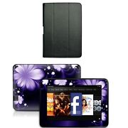 Genuine Leather Case Cover For Kindle Fire Hd 8.9 Inch+skin Accessory B01