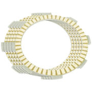 Caltric Clutch Friction Plates For Honda Atc200x 1983 1984 1985 1986 1987