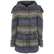 8345 New Blue Brown Grey Beige Sweater Jacket Coat 40 Jeweled Button