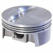 Mahle Forged Coated Skirt S.b. Chevy Flat Top/dome Piston And Ring Sets