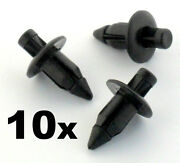 10x Suzuki Plastic Clips For Bike Atv And Quad Fenders And Covers- 09409-06314-5pk