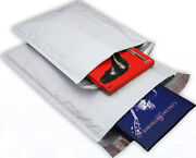 4000 00 Tuff Poly Bubble Mailers 5x10 Self Seal Padded Envelopes 5 X 10