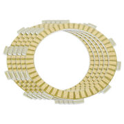 Clutch Friction Plates For Honda Atc250es Big Red 250 1985 1986 1987