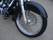 Front Fender W/no Trim Holes Harley Heritage Softail 1986 And Up Rep 59129-86