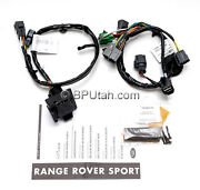 Range Rover Sport Tow Hitch Trailer Wiring Harness Electrics Genuine Oem 062009