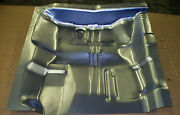 1968-1972 Gm A Body Cars Right Hand Rear Floor Pan - Classic Repro
