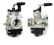 Dellorto 21mm Phbg Ad 2 Stroke Moped / Motorcycle / Scooter Carburetor