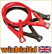 Motorcycle Battery Jump Leads Or Booster Cable Bchcon07