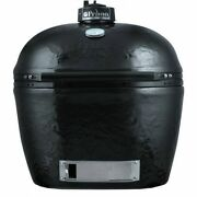Primo Charcoal Smoker/grill With Cart And Stainless Steel Shelves - Free Shipping