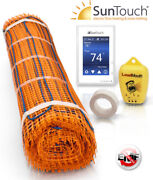 Suntouch Radiant Floor Heating Mat 30 Kits 120volt With Tape Made In The Usa