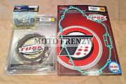 Honda Trx 300ex 300x 1993-2009 Tusk Clutch Kit W/ Springs And Clutch Cover Gasket