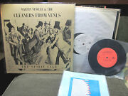 Martin Newell And The Cleaners From Venus The Spirit Cage Rare Lp + 7 Vinyl And03900