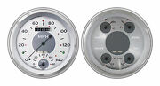 Classic Instruments 51-52 Chevy Car Gauges Ch51aw62 Speedo Tach With Quad