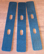 Carbon Fiber Cleat Backing Plates