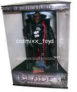 Marvel Studios 12 Collector's Edition Blade With Over 30 Points Of Articulation