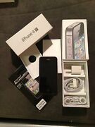 New Apple Iphone 4s 16gb Black Gsm Factory Unlocked Clean Imei T-mobile Atandt Etc