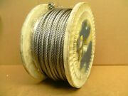 Yale/lift-tech 644150205 3/8 Wire Rope Cable