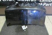 Maserati Quattroporte, Rear Trunk Lid Shell, Scratched, Used, P/n 67213800