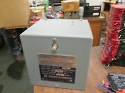 Square D Sure-trip Capacitor Power Supply 9810 St-400 340/480v Input