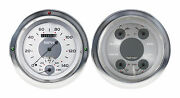 1954 1955 Chevy Truck Classic Instruments Gauge Set Ct54aw62 American Nickel