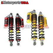 Stage 2 Front And Rear Gas Air Shocks Absorbers Set For Polaris Ranger Rzr 170 Utv